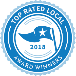 2018 Top Rated Local Award Winner for Best Landscaper