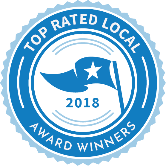 2018 Top Rated Local Award Winner