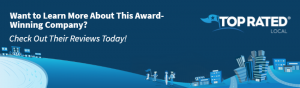 Top Rated Local Award Banner